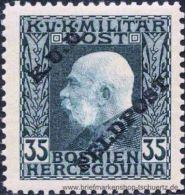�sterreich 1915, Mi. Feldpost 11 **