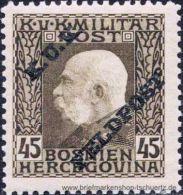 �sterreich 1915, Mi. Feldpost 13 **