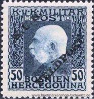 �sterreich 1915, Mi. Feldpost 14 **