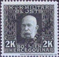 �sterreich 1915, Mi. Feldpost 18 **