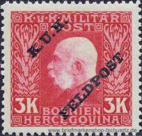 �sterreich 1915, Mi. Feldpost 19 **