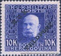 �sterreich 1915, Mi. Feldpost 21 **