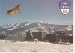 Bundesdienstflagge  Auf  Dem Berg Civiljen - Manovre