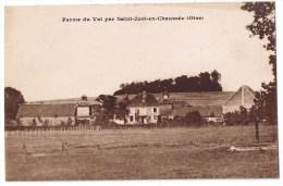 Saint Just En Chaussée Ferme Du Val (oise) Bon état 1931 - Saint Just En Chaussee