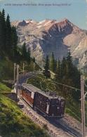 SUISSE  SCHYNIGE PLATTE-BAHN  Fp  Train - BE Berne