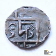 Butan - 1/2 Rupia - (1835-1910) - Butan