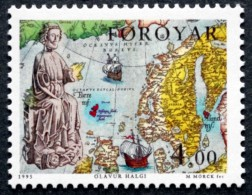 Faroe Islands  1995    MiNr.288   MNH (**)   ( Lot F 1560 ) - Féroé (Iles)