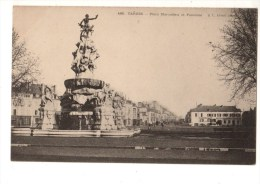 65-----TARBES---place Marcadieu Et Fontaine--voir 2 Scans - Tarbes