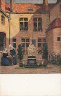 English Convent, Bruges - Flori Van Acker (animée, Colorisée) - Brugge
