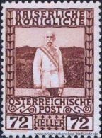 �sterreich 1908, Mi. 152 z **
