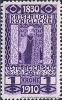 �sterreich 1910, Mi. 174 *