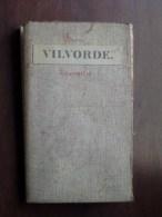 VILVORDE ( Meysse - Rhode St. Brice - Nieuwenrode - Humbeek Etc.... ( Oudere 2de Hands Kaart Op Katoen / Cotton ) ! - Europa