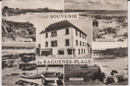 R : Finistère :  RAGUENES  Plage   : Vus - Non Classificati