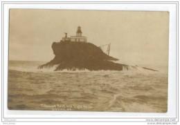 Tillamook Rock Light House Carte Photo - Etats-Unis