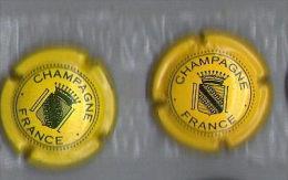 CHAMPAGNE - DUVAL LEROY       N° 10 & 12b - Duval-Leroy