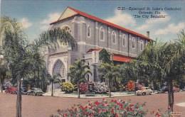 Florida Orlando Episcopal Saint Lukes Cathedral