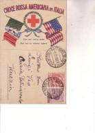 Croce Rossa Americana In Italia-- Con Voi Nella Fede Per Voi La Nostra Opera-- - Croix-Rouge