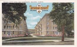 Florida Orlando Orang Court Hotel And Apartments