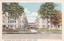 Florida Orlando The Orange Court Apartment Hotel