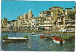 K2035 Nettuno (Roma) - La Spiaggia - Barche Boats Bateaux / Viaggiata 1972 - Altre Città