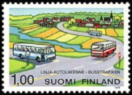 Finland - 1978 - ( Rural Bus Service ) - MNH (**) - Ungebraucht