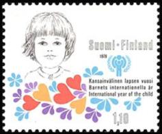 Finland - 1979 - ( International Year Of The Child ) - MNH (**) - Ungebraucht