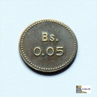 Venezuela - Isla De Providencia - 0.005 Bolívares - 1939 - Venezuela