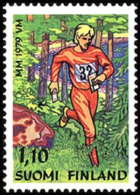 Finland - 1979 - ( 8th Orienteering World Championships ) - MNH (**) - Ungebraucht