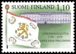Finland - 1979 - ( 200th Anniv. Of Finnish Military Academy ) - MNH (**) - Ungebraucht