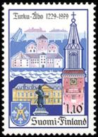 Finland - 1979 - ( Turku Cathedral And Castle ) - MNH (**) - Ungebraucht