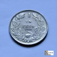 Chile - 1 Peso - 1927 - Chile