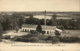 MONTFAUCON SUR MOINE - LAITERIE FROMAGERIE - Montfaucon