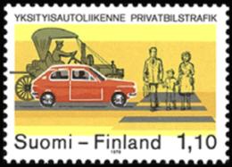 Finland - 1979 - ( Road Safety ) - MNH (**) - Ungebraucht