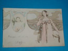 Illustrateurs ) Style Mucha - Kirchner  -  - Année  1903 - EDID - Lumière - Illustrateurs & Photographes