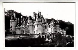 37 - Rigny Ussé - Le Château - Editeur: Yvon N°1128 - France