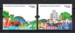 PORTUGAL 2011 Centenaire Du Crédit Agricole Neuf 1er Choix ** - Unused Stamps
