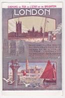 Chemins De Fer De L'Etat Et De Brighton - London - Chemins De Fer