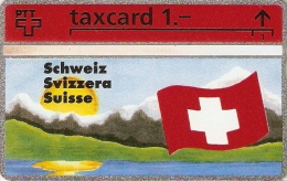 *SVIZZERA * - Scheda Usata - Svizzera