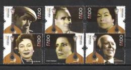 PORTUGAL 2011 Chanteurs De Fado Neuf 1er Choix ** - Neufs