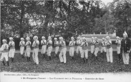 ¤¤  -  5  -  SAINT-FARGEAU    -   Le Clairon De La Puisaye  -  Exercice De Boxe  -  Sport , Gymnastique    -  ¤¤ - Saint Fargeau