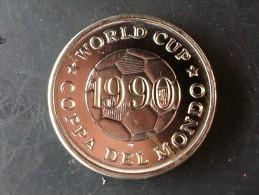 JETON WORLD CUP 1990 MASR - Non Classés