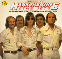 * LP *  THE BEST OF HANK THE KNIFE AND THE JETS - Rock