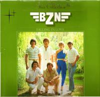 * LP *  BZN - FALLING IN LOVE (Holland 1984 EX-!!!) - Disco, Pop