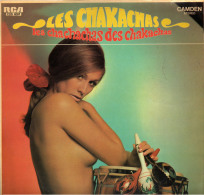 * LP *  LES CHAKACHAS - LES CHACHACHAS DES CHAKACHAS (Germany 19??)