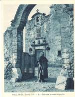 POSTAL  MALLORCA  SERIE VIII  - BALEARES  -ENTRADA A CASA DE PAYES ( ENTREE MAISON DU FERMIER - ENTRY TO HOUSE OF FARMER - Mallorca