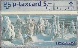 PTT p:  401L Kartopapier AG