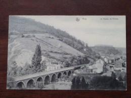 Le VIADUC De CHINET Huy ( N° 22 ) Anno 1911 ( Zie Foto Voor Details ) !! - Hoei
