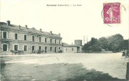 44 SAVENAY   LA  GARE - Savenay