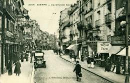 DIEPPE - SEINE-MARITIME (76) - CPA CLICHE PEU COURANT. - Dieppe