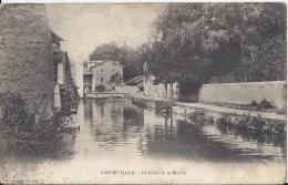 GERBEVILLER - Le Canal Et Le Moulin - Gerbeviller
